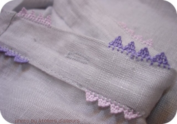 Embroidery and crochet training course