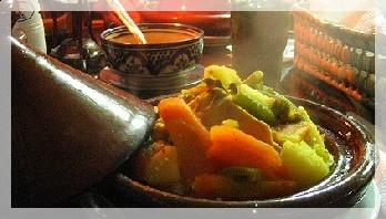Moroccan Cooking class : VEGETABLES TAJINE