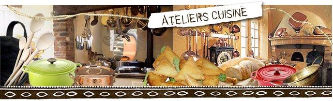 Ateliers d ailleurs marrakech activit s atelier for Atelier cuisine marrakech